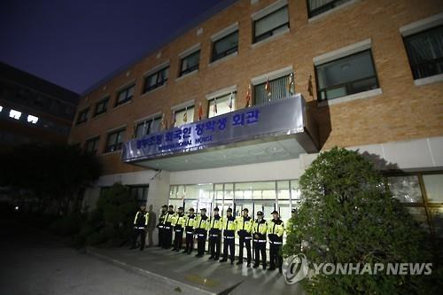 """野 """"국정화 비밀TF 운영 의혹""""…교육부 """"현행팀 보강""""(종합)"""