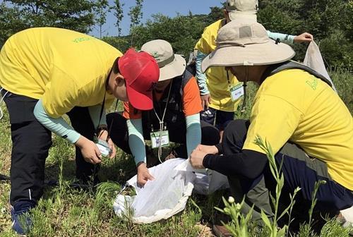 국립수목원, 일반인과 24시간 광릉숲 생물 탐사