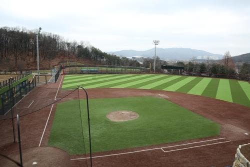 서울대공원 새 야구장, 내달 1일부터 유료 운영