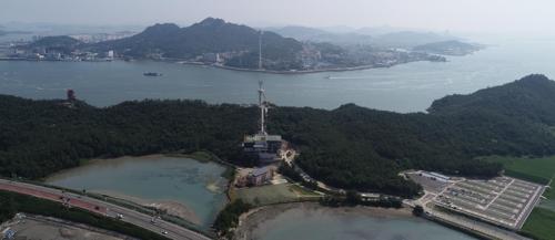 국내 최장 3.2㎞ 목포 해상케이블카 9월 6일 개통