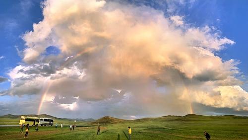[East of Mongolia] ② 칭기즈칸의 고향