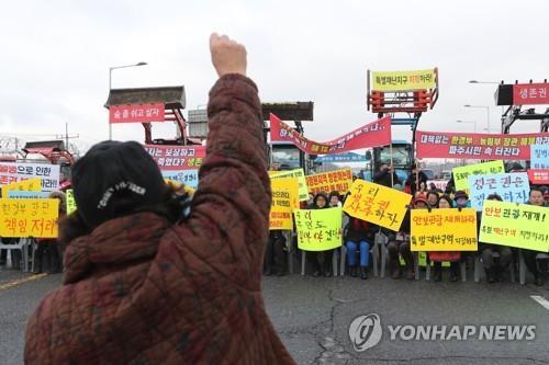 아프리카돼지열병 장기화에 경기북부 안보 관광지 타격