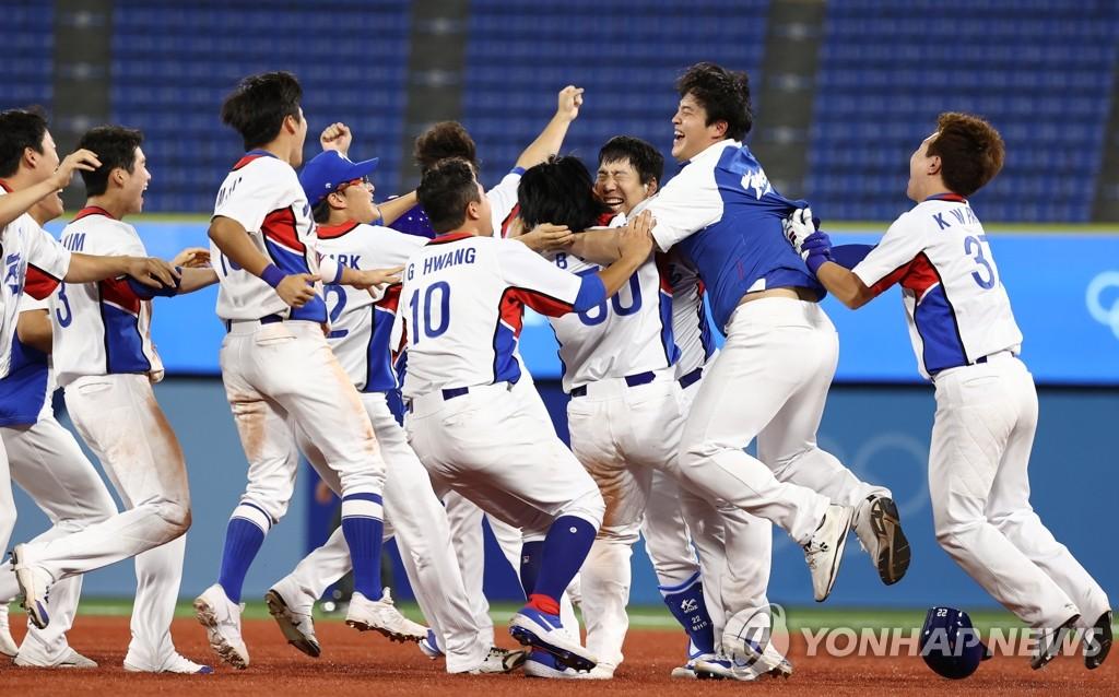 [올림픽] 이게 야구다! 김현수 끝내기!