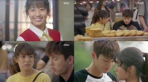 "Stills from ""Shopaholic Louis."" (Yonhap)"