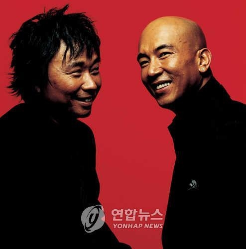 A publicity photo of dance music duo Clon. (Yonhap)