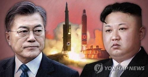 (News Focus) N.K.'s claimed ICBM test to dampen Moon's push for dialogue: experts - 3