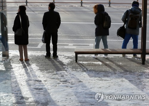 Cold wave warnings issued for Gangwon, Gyeonggi provinces - 1
