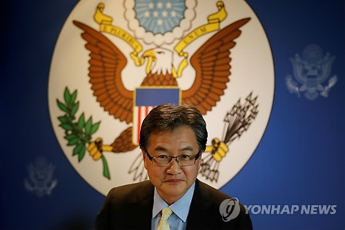 This Reuters file photo shows Joseph Yun, U.S. special representative for North Korea policy. (Yonhap)