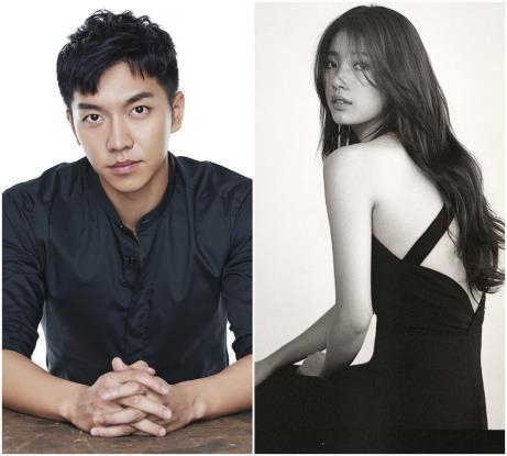 Lee Seung-gi, Suzy cast for new action series 'Vagabond'