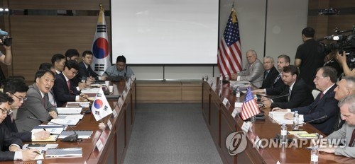 S. Korea rejects U.S.' renewed demand over cost sharing for strategic assets: official - 1