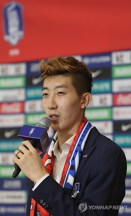 (World Cup) S. Korean goalkeeper hoping for stint in Europe after star turn in Russia