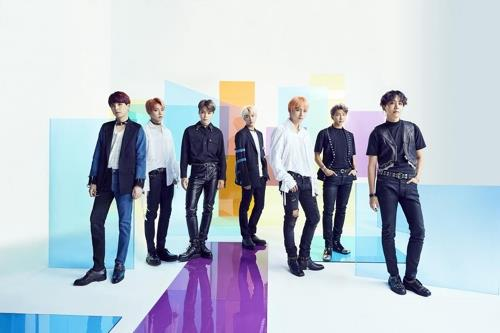 BTS' Japanese single tops Oricon daily chart
