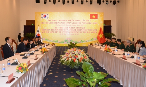 Vice defense chief calls for Vietnam's active support for Korea peace efforts
