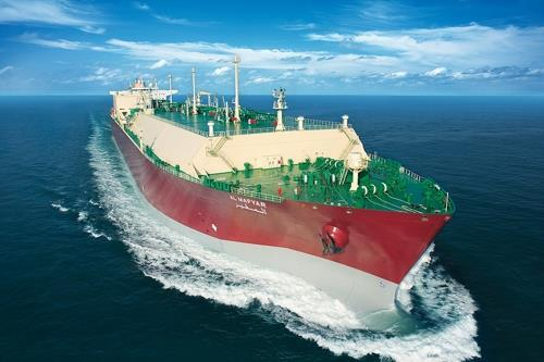 Samsung Heavy bags 870 bln-won deal for 4 LNG ships