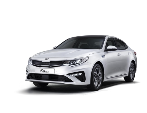 Kia launches upgraded K5 sedan to boost sales