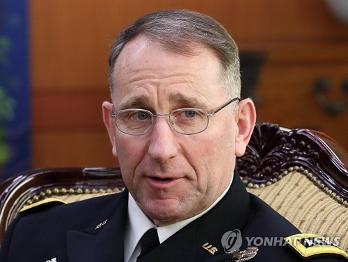 (Yonhap Interview) USFK chief dismisses worries about scaled-back allied exercise