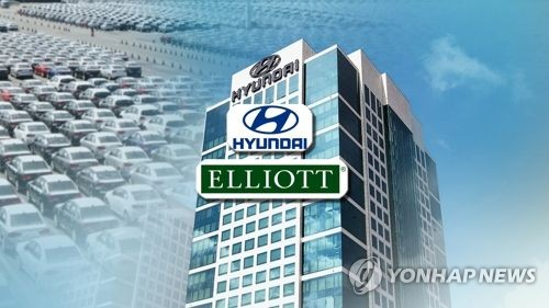 Overseas pension funds support Hyundai's dividend plan - 1