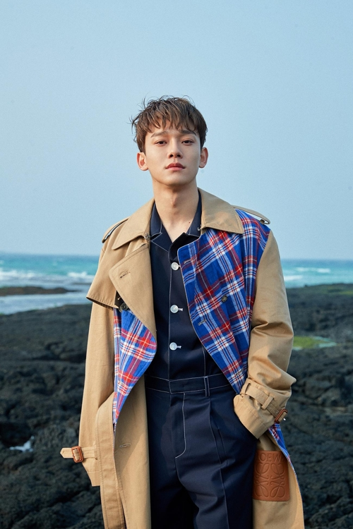 EXO's Chen set to release mellow ballads on 1st solo album