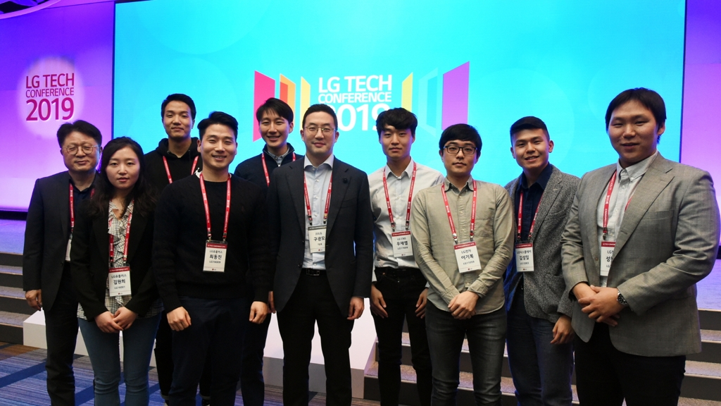 LG steps up investment in global start-ups