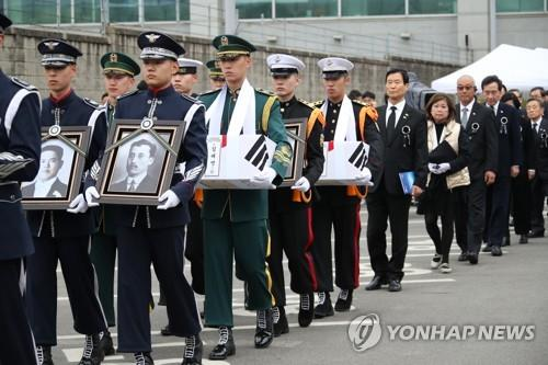 Remains of two Korean independence fighters to be returned home from Kazakhstan