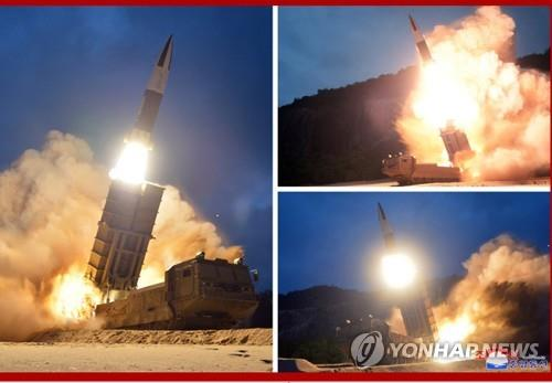 (LEAD) (News Focus) Another new missile highlights N.K.'s focus on conventional weapons amid nuclear talks