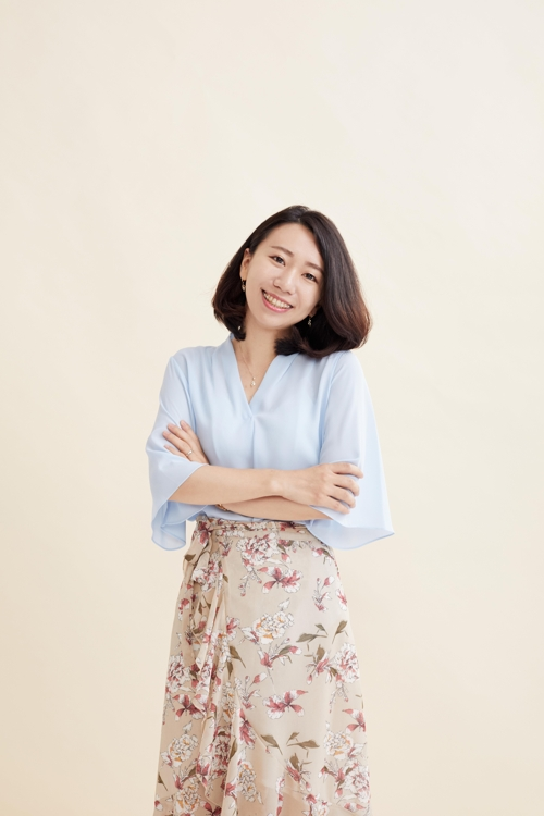 Sophie Eom, Co-Founder and CEO of Adriel Inc. (PHOTO NOT FOR SALE) (Yonhap)