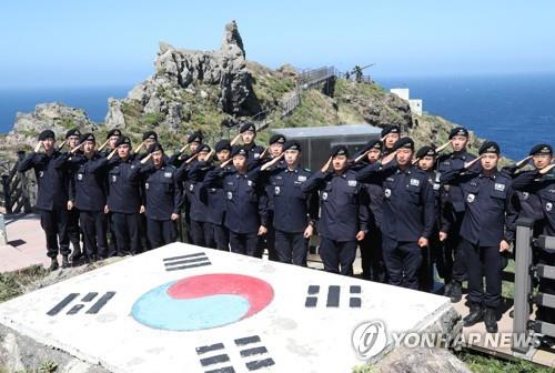 S. Korea's JCS chief vows stern responses to any violation of Dokdo airspace