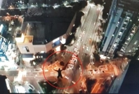 Two Russians under police probe for jumping off skyscrapers in Busan