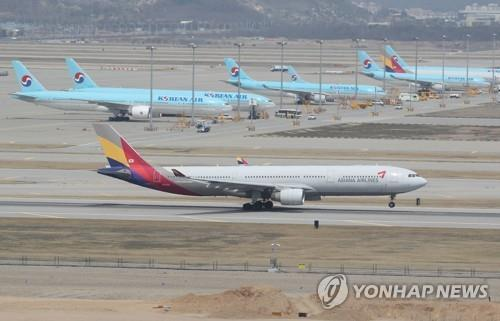 Airlines to cut fuel surcharges on int'l routes in Dec.