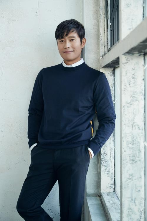 Actor Lee Byung-hun in a photo from CJ Entertainment (PHOTO NOT FOR SALE) (Yonhap)