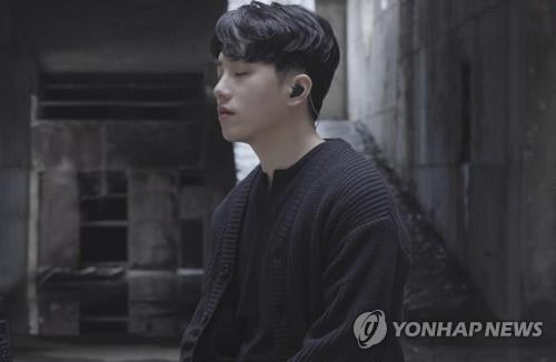 This image of Nilo comes from Limez Entertainment. (PHOTO NOT FOR SALE) (Yonhap)