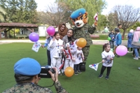 S. Korean soldiers on overseas mission enjoy Lunar New Year holiday with locals
