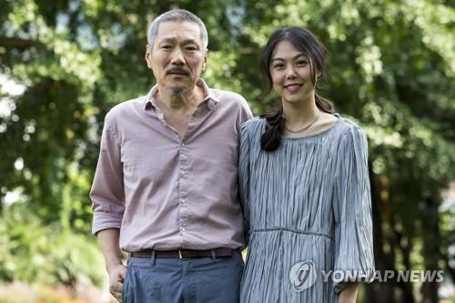 (LEAD) Hong Sang-soo's new film included in Berlin fest competition lineup