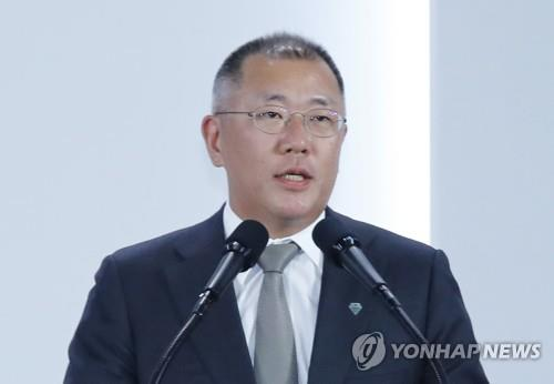 Hyundai heir apparent buy more stocks to boost prices