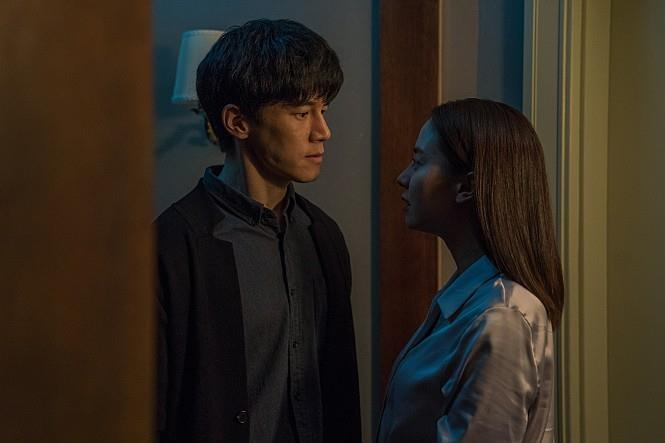 "A scene from ""Intruder"" by Acemaker Movieworks (PHOTO NOT FOR SALE) (Yonhap)"