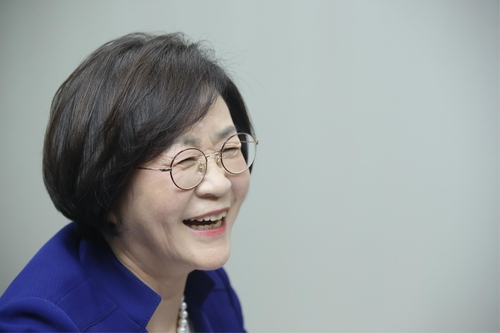 (Yonhap Interview) South Korea's first female assembly vice speaker calls for more female seats