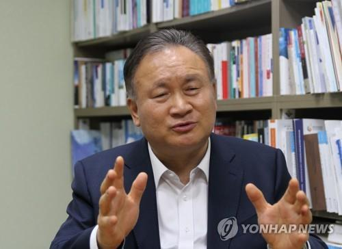 This file photo shows Rep. Lee Sang-min of the ruling Democratic Party. (Yonhap)