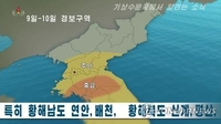 More heavy rain set to pummel flood-stricken N. Korea: weather agency