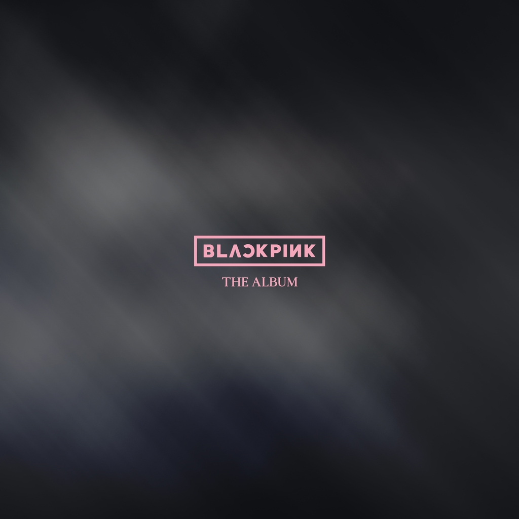 "This image, provided by YG Entertainment on Sept. 4, 2020, shows one of the four cover art for K-pop group BLACKPINK's upcoming studio album titled ""The Album."" (PHOTO NOT FOR SALE)"