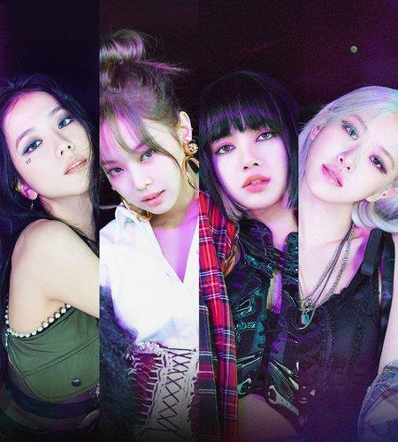 This photo, provided by YG Entertainment, shows K-pop girl group BLACKPINK. (PHOTO NOT FOR SALE) (Yonhap)