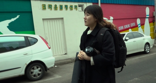 (LEAD) Young filmmaker questions S. Korea's cutthroat education in documentary