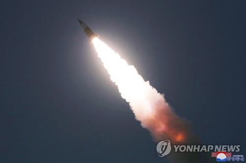 N. Korea fires unidentified projectile into East Sea: JCS