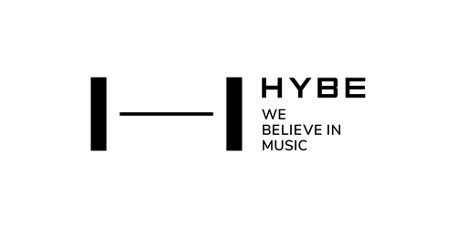 This image, provided by Hybe, shows its corporate logo. (PHOTO NOT FOR SALE) (Yonhap)