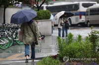 Heavy rain expected early on Sunday morning in greater Seoul