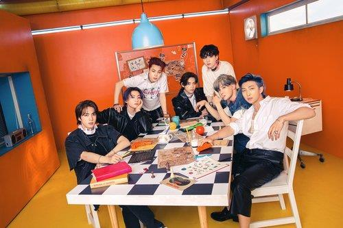 An image of BTS, provided by Big Hit Music (PHOTO NOT FOR SALE) (Yonhap)