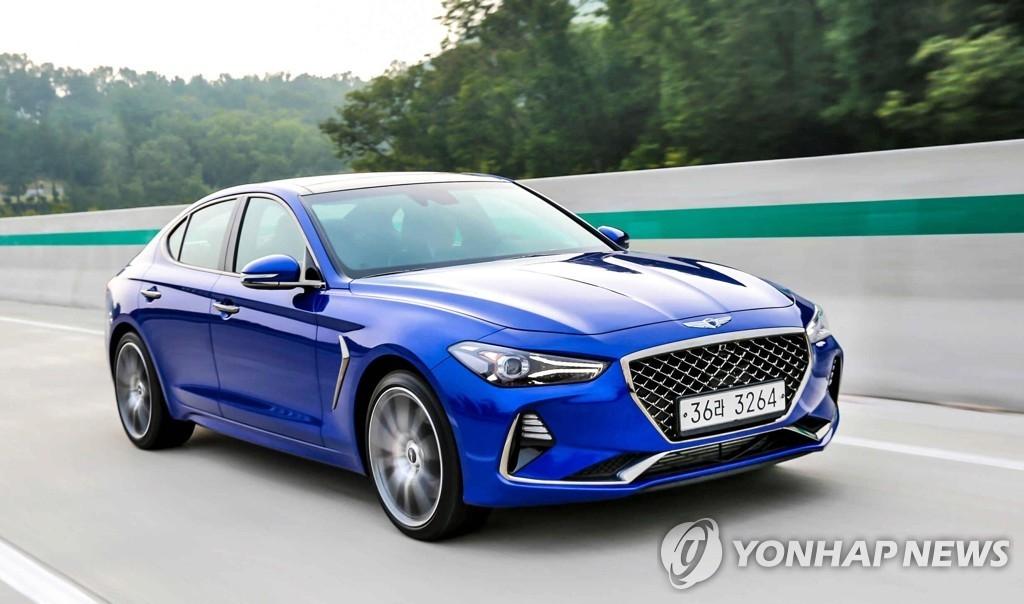 La Genesis G70 et le Hyundai Kona remportent des prix ...