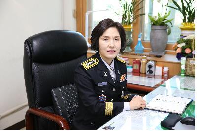 이원주 신임 중랑소방서장 [서울시 제공]