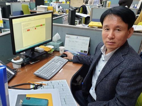 최석규 장성군 농업기술센터 귀농귀촌담당
