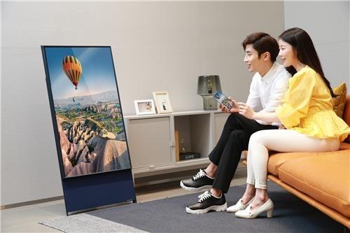 삼성 세로 광고 음악