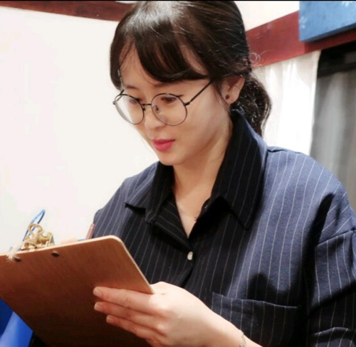 김은진(35) 작가.